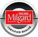 Milgard new and replacement windows with McDuff Daniels